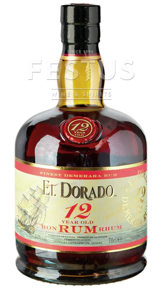 Festus | El Dorado 12 YO Rum