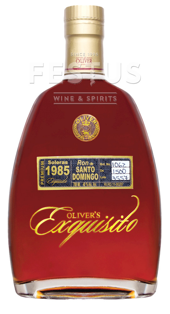 Festus   Oliver's Exquisito Rum 1985
