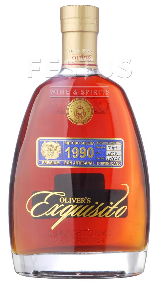 Festus | Oliver's Exquisito Rum 1990