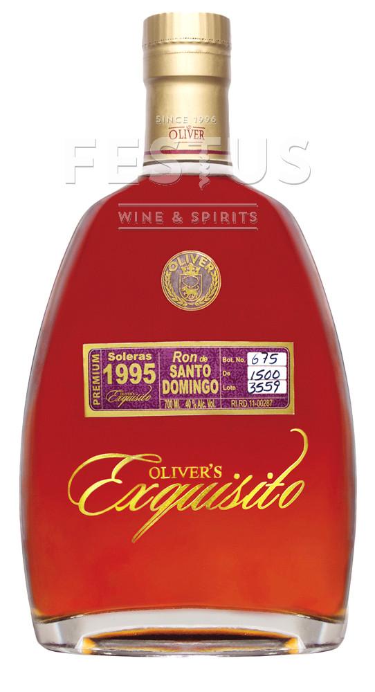 Festus | Oliver's Exquisito Rum 1995