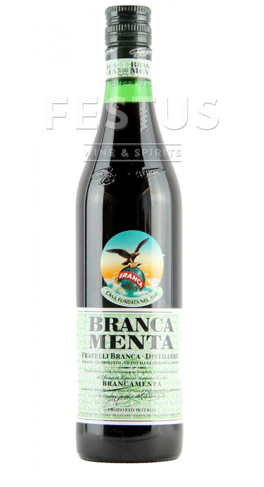 Festus   Fernet Branca Menta