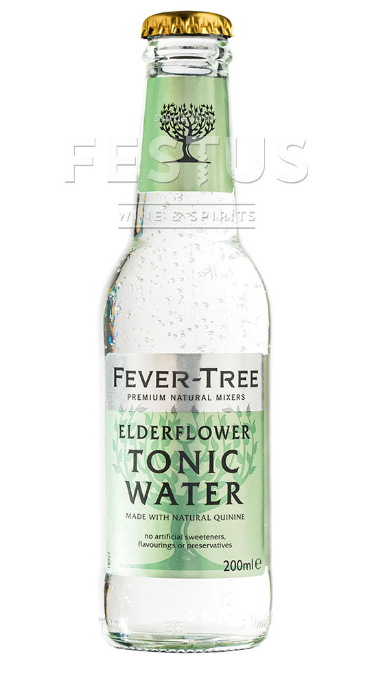 Festus | Fever Tree Tonic Elderflower