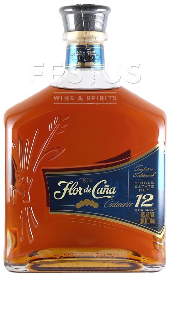 Festus | Flor De Cana Centenario 12 YO Rum