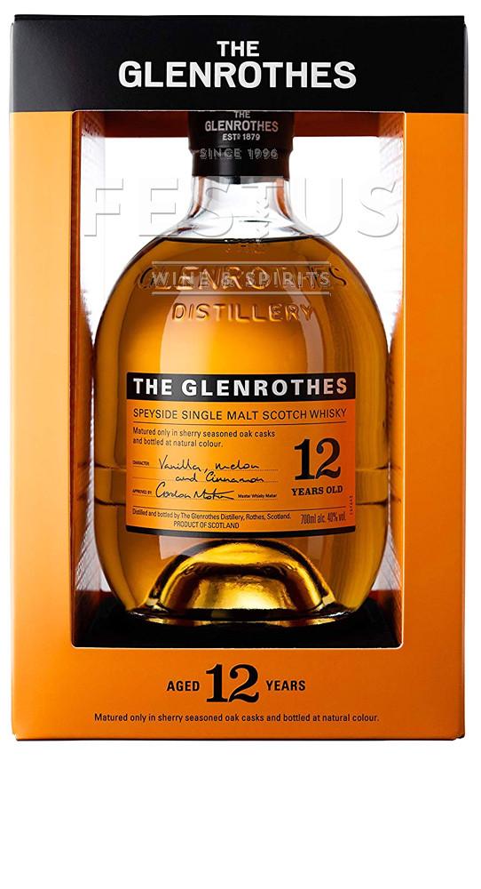 Festus   Glenrothes 12 YO