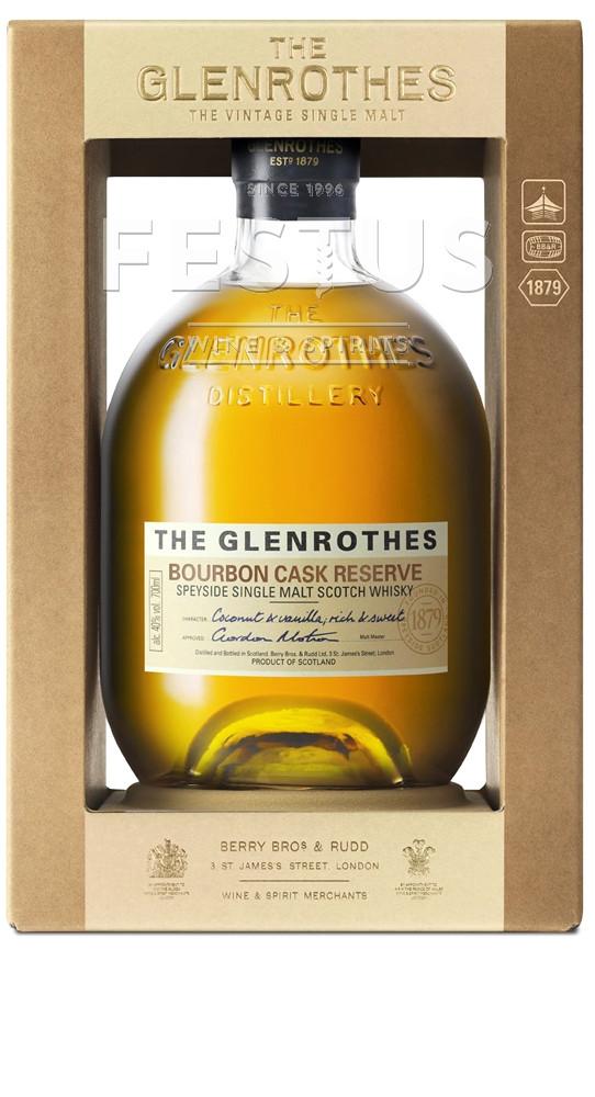 Festus | Glenrothes Bourbon Cask Reserve
