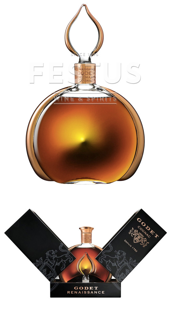 Festus | Godet Renaissance Grande Champagne