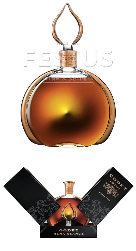 Festus | Godet Renaissance Grande Champagne 35cl