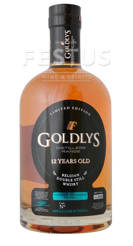 Festus | Goldlys 12 YO Pedro Ximenez Cask No 2651