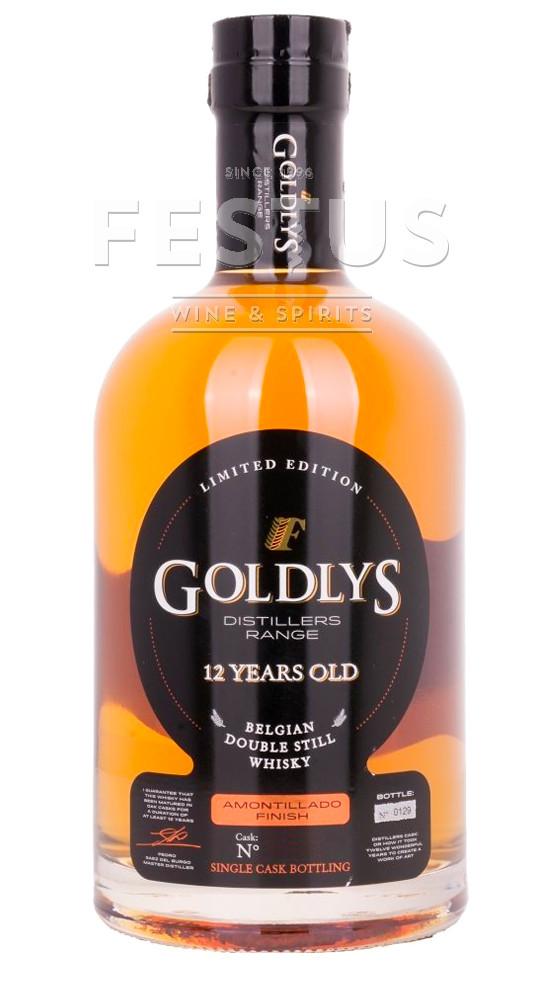 Festus | Goldlys 12 YO Sherry Amontillado Cask No 2655