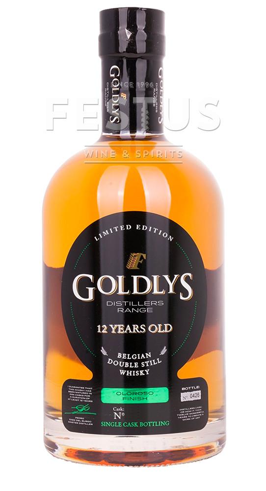 Festus | Goldlys 12 YO Sherry Oloroso Cask No 2653