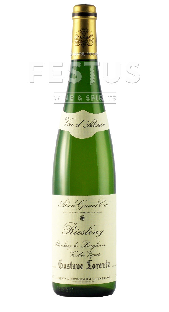 Festus | Gustave Lorentz Riesling Grand Cru Altenberg de Bergheim Vieilles Vignes 2016