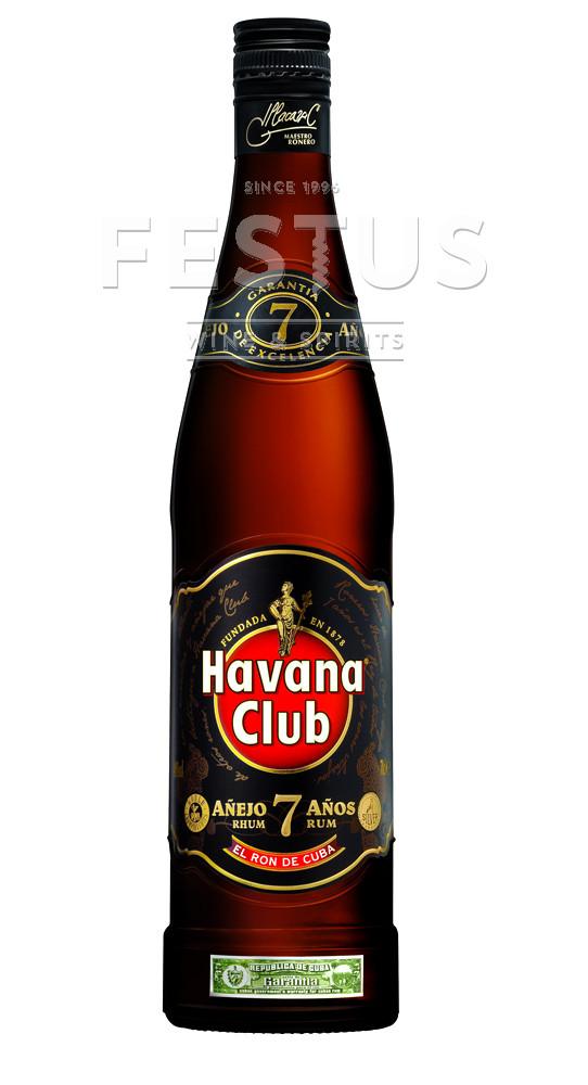 Festus | Havana Club Anejo 7 Anos
