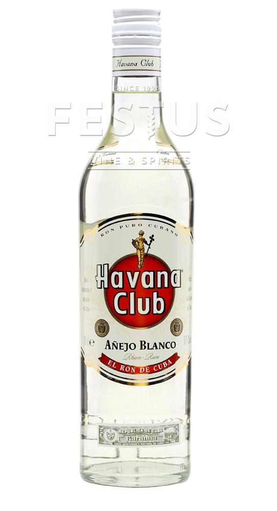 Festus   Havana Club Anejo Blanco
