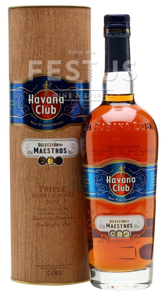 Festus | Havana Club Seleccion de Maestros