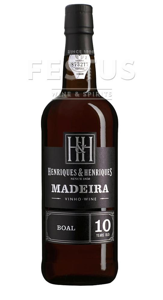 Festus | Henriques & Henriques Boal 10 YO