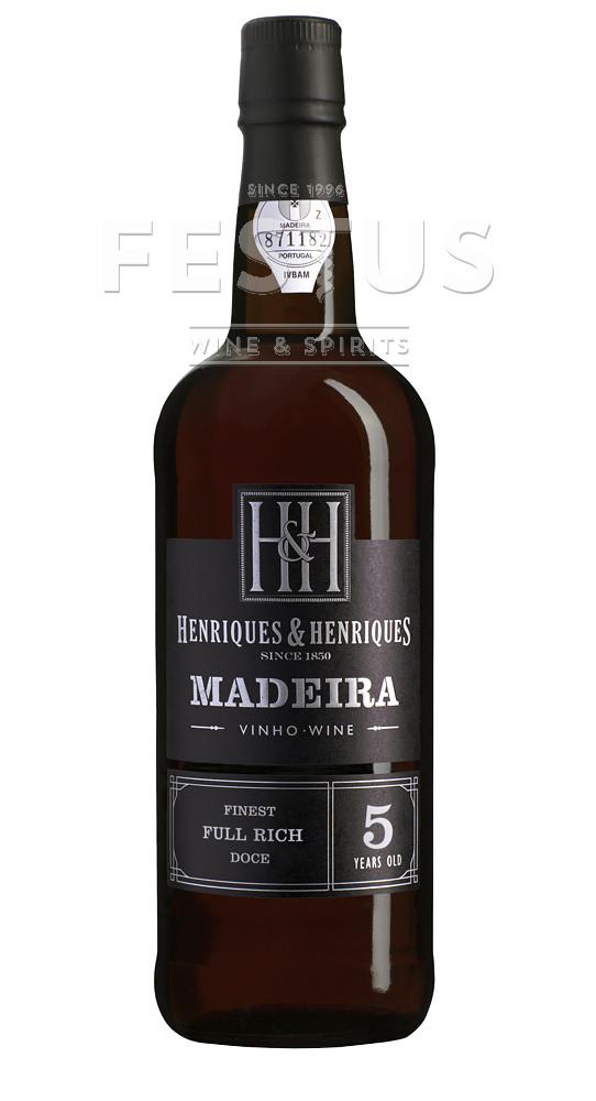 Festus   Henriques & Henriques Finest Full Rich 5 YO