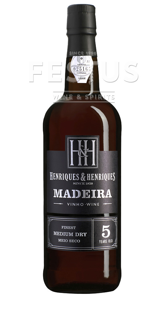 Festus | Henriques & Henriques Finest Medium Dry 5 YO