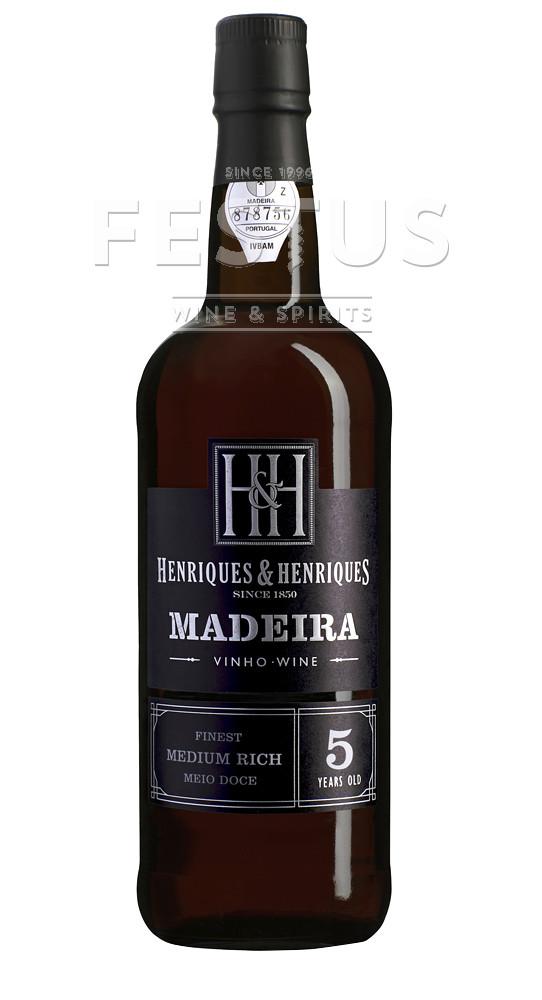 Festus | Henriques & Henriques Finest Medium Rich 5 YO