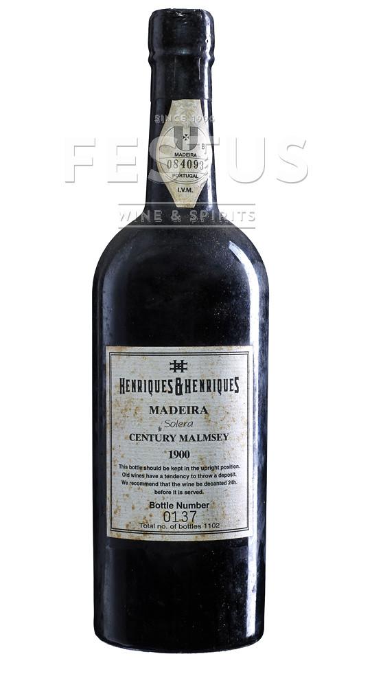Festus | Henriques & Henriques Malmsey Solera 1900 *