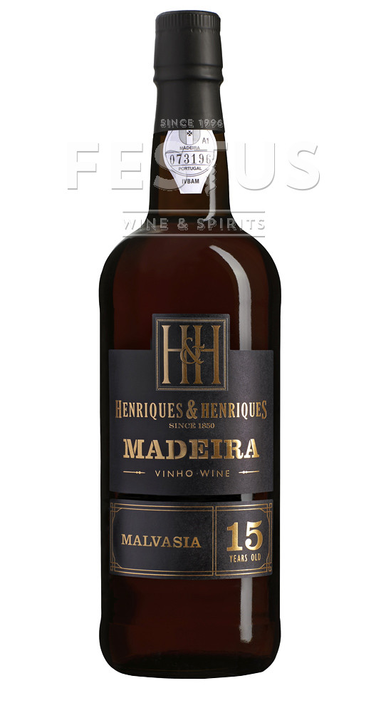 Festus | Henriques & Henriques Malvasia 15 YO