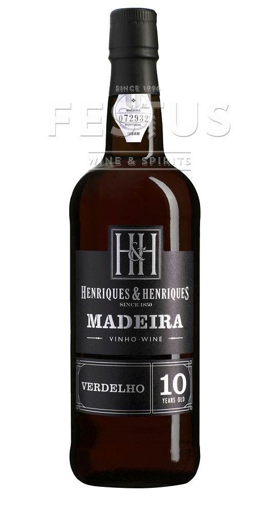 Festus   Henriques & Henriques Verdelho 10 YO