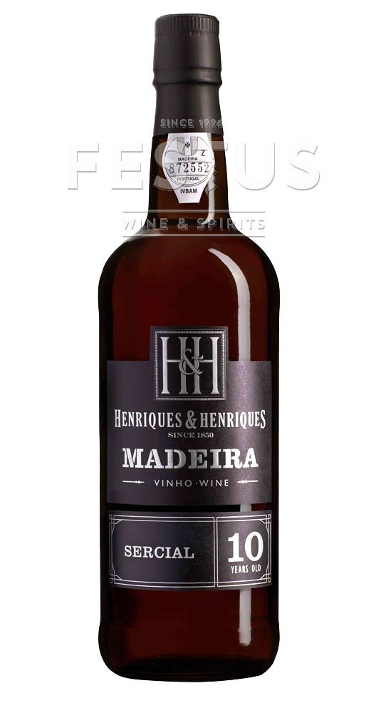 Festus | Henriques & Henriques Sercial 10 YO