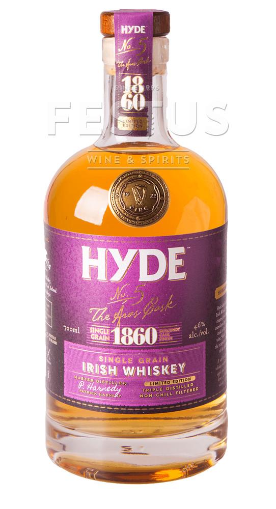 Festus | Hyde No. 5 Single Grain 1860 Burgundy Cask Finish