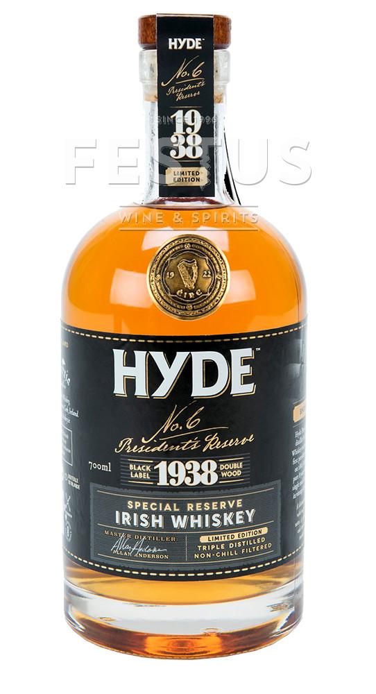 Festus   Hyde No. 6 Single Grain 1938 Sherry Cask Finish