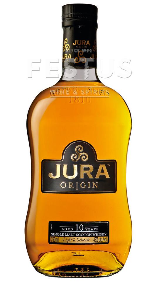 Festus | Isle of Jura 10 YO Origin