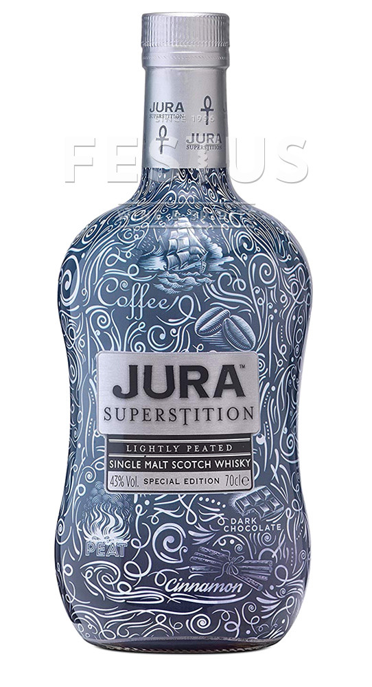 Festus | Isle of Jura Superstition Special Edition