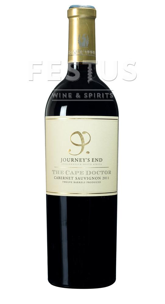 Festus | Journey's End The Cape Doctor Cabernet Sauvignon 2011