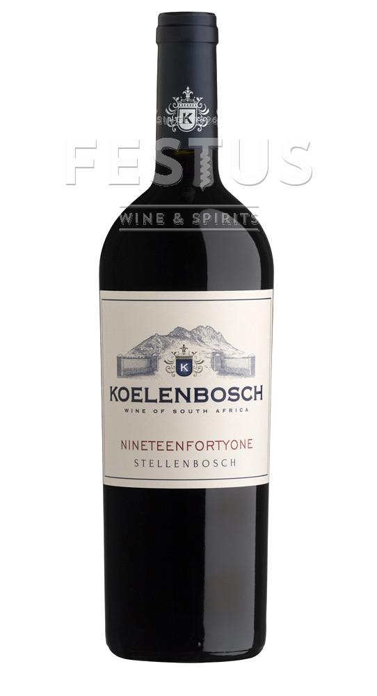Festus | Koelenhof Koelenbosch Nineteenfourtyone 2017