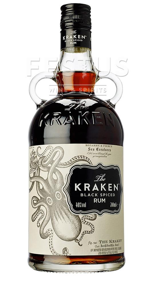 Festus | Kraken Black Spiced 100cl