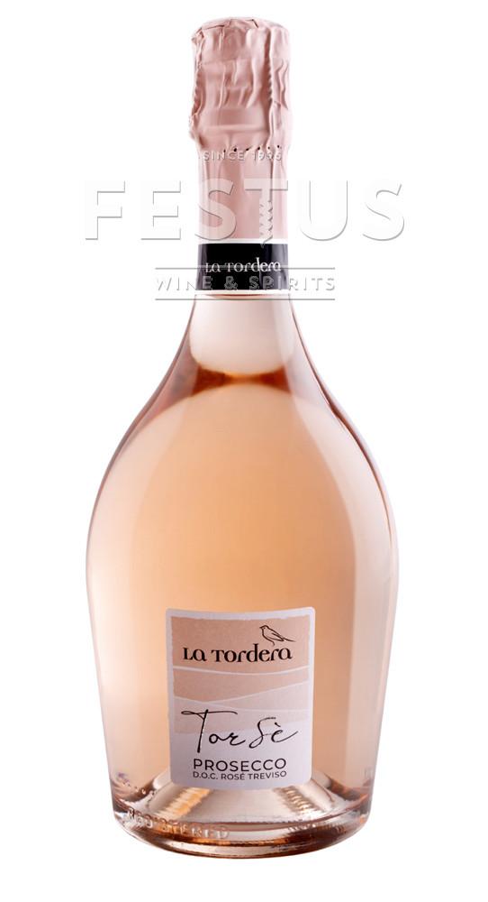 Festus | La Tordera Prosecco Treviso Tor Se Rose Brut