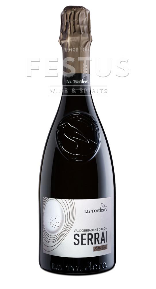 Festus | La Tordera Prosecco Valdobbiadene Serrai Extra Dry
