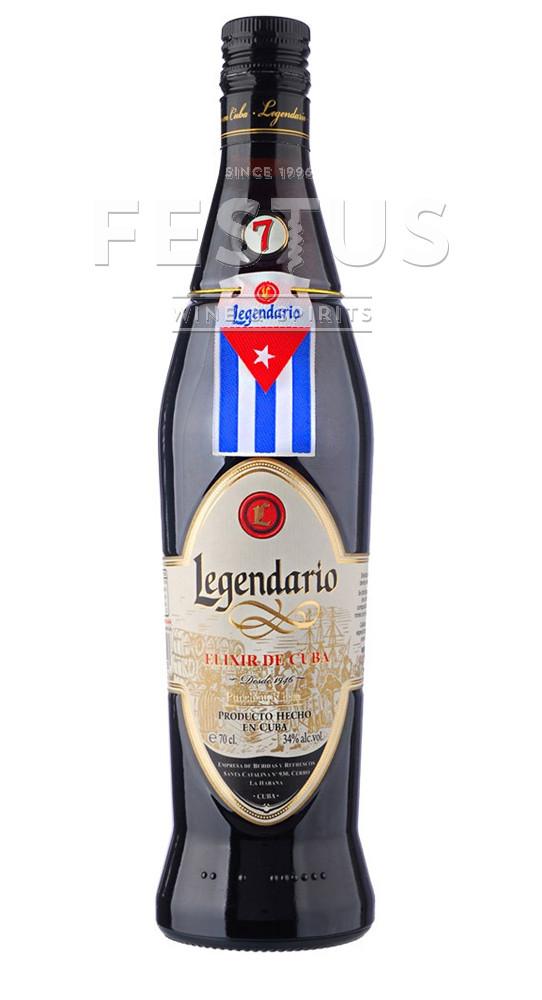Festus | Legendario Elixir de Cuba 7 YO