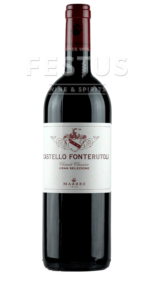 Festus | Mazzei Castello di Fonterutoli Chianti Classico Gran Selezione Magnum 2013