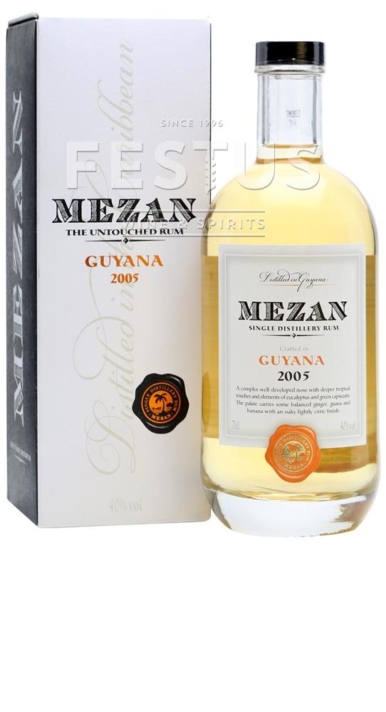 Festus | Mezan Guyana 2005
