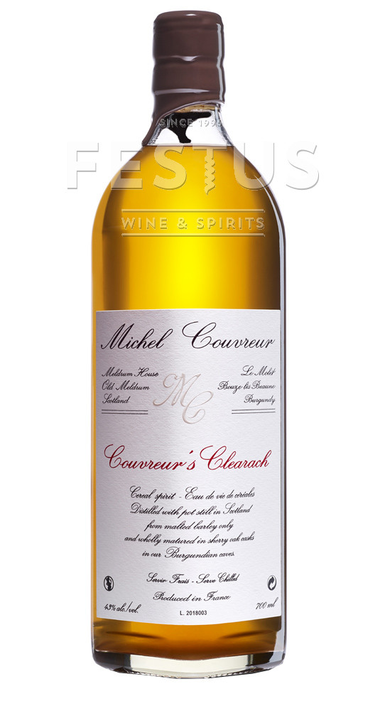 Festus   Michel Couvreur Whisky Couvreur's Clearach