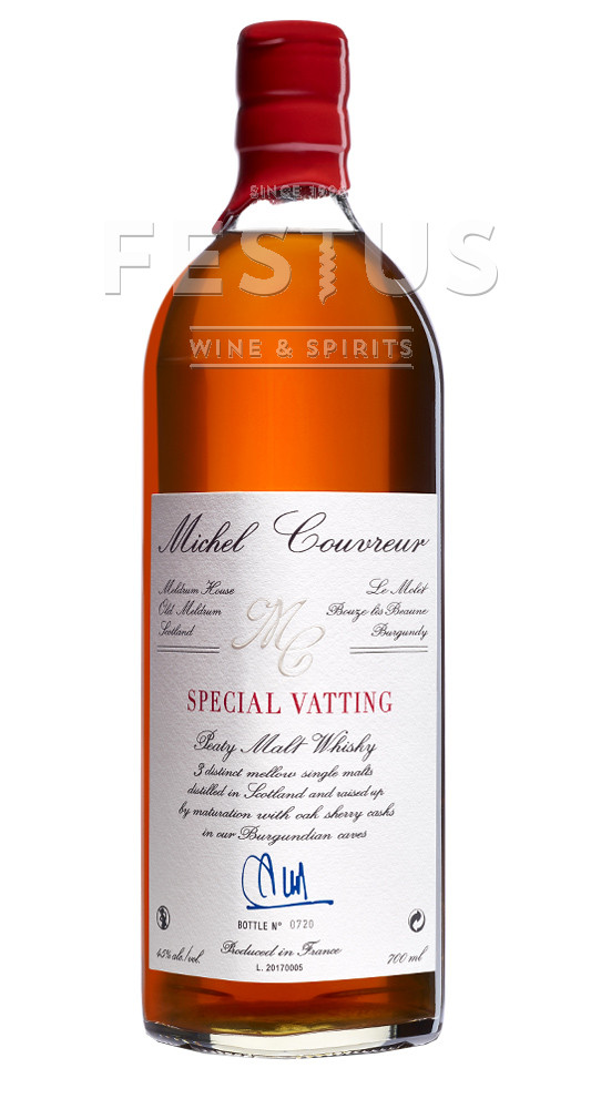 Festus | Michel Couvreur Whisky Special Vatting