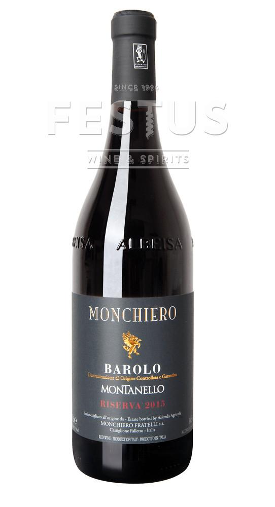 Festus | Monchiero Barolo Montanello Riserva 2015