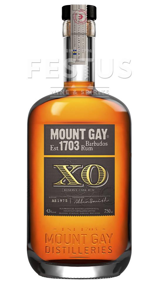 Festus | Mount Gay XO Reserve Cask Rum
