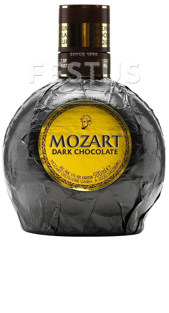 Festus | Mozart Liqueur Cream Dark Chocolate