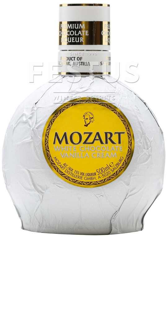 Festus | Mozart Liqueur Cream White Chocolate