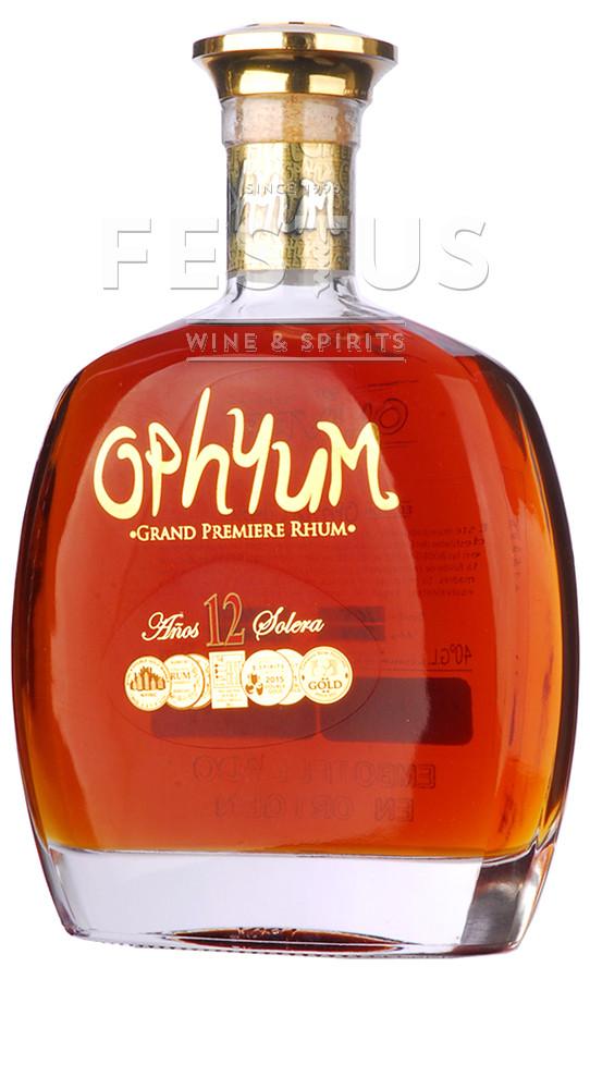 Festus | Ophyum Rum 12 YO