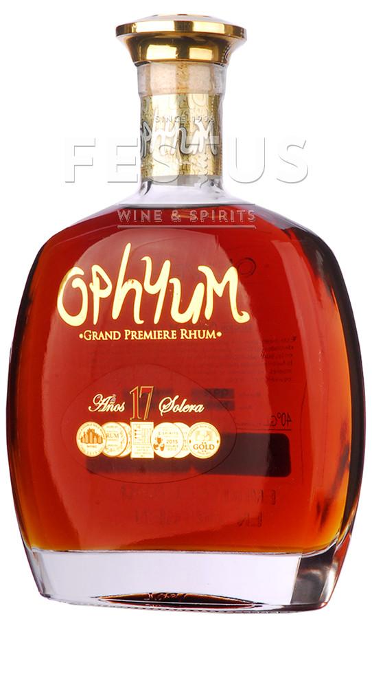 Festus | Ophyum Rum 17 YO