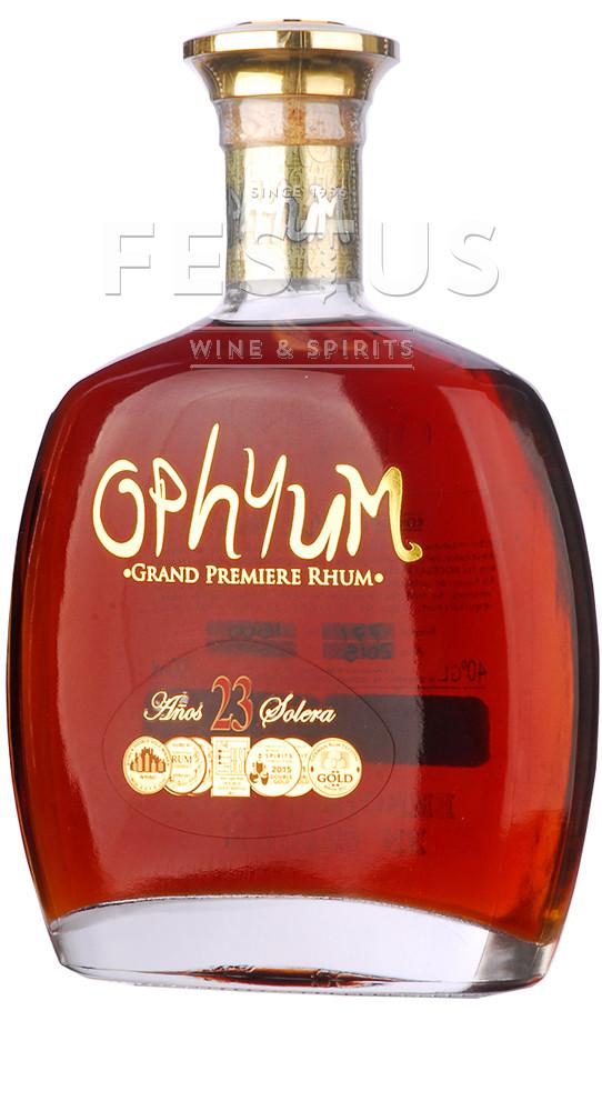 Festus | Ophyum Rum 23 YO