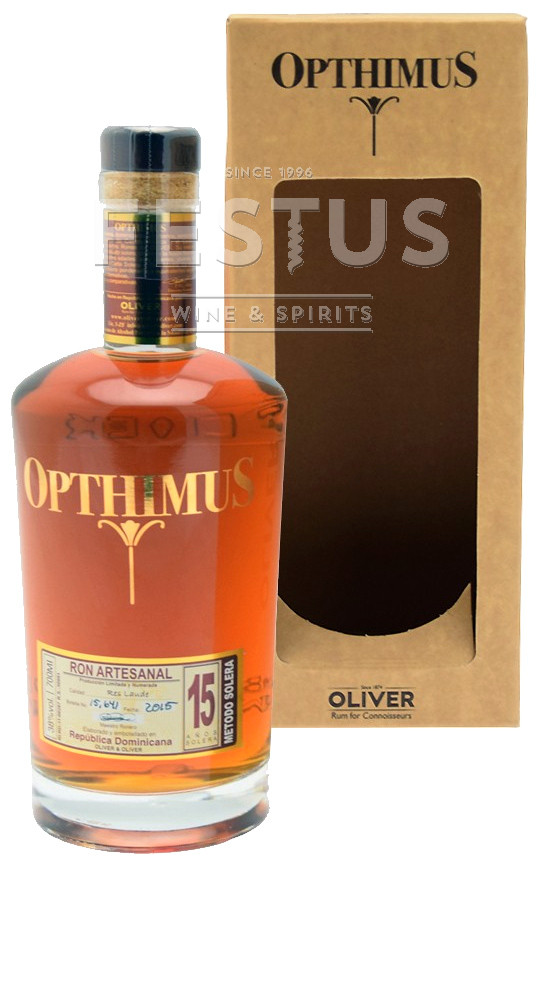 Festus | Opthimus 15 YO Solera Rum