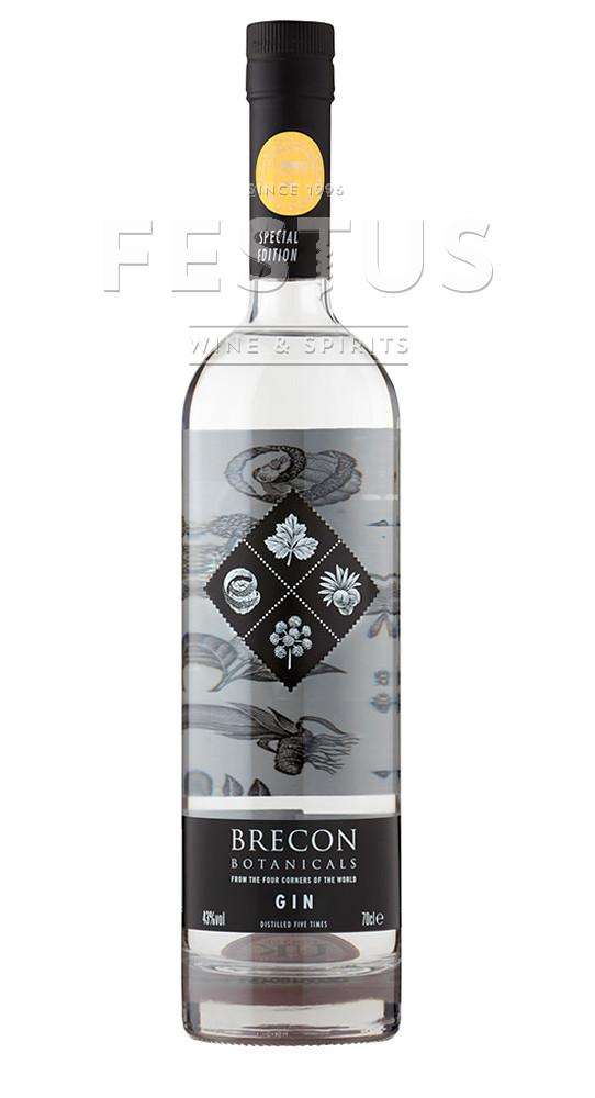 Festus | Penderyn Brecon Botanicals Gin