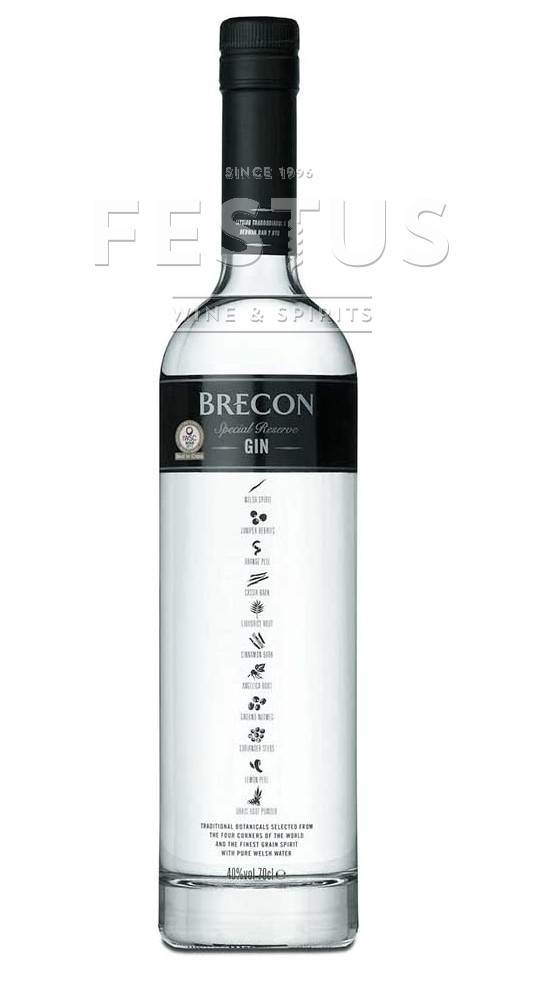 Festus | Penderyn Brecon Special Reserve Gin